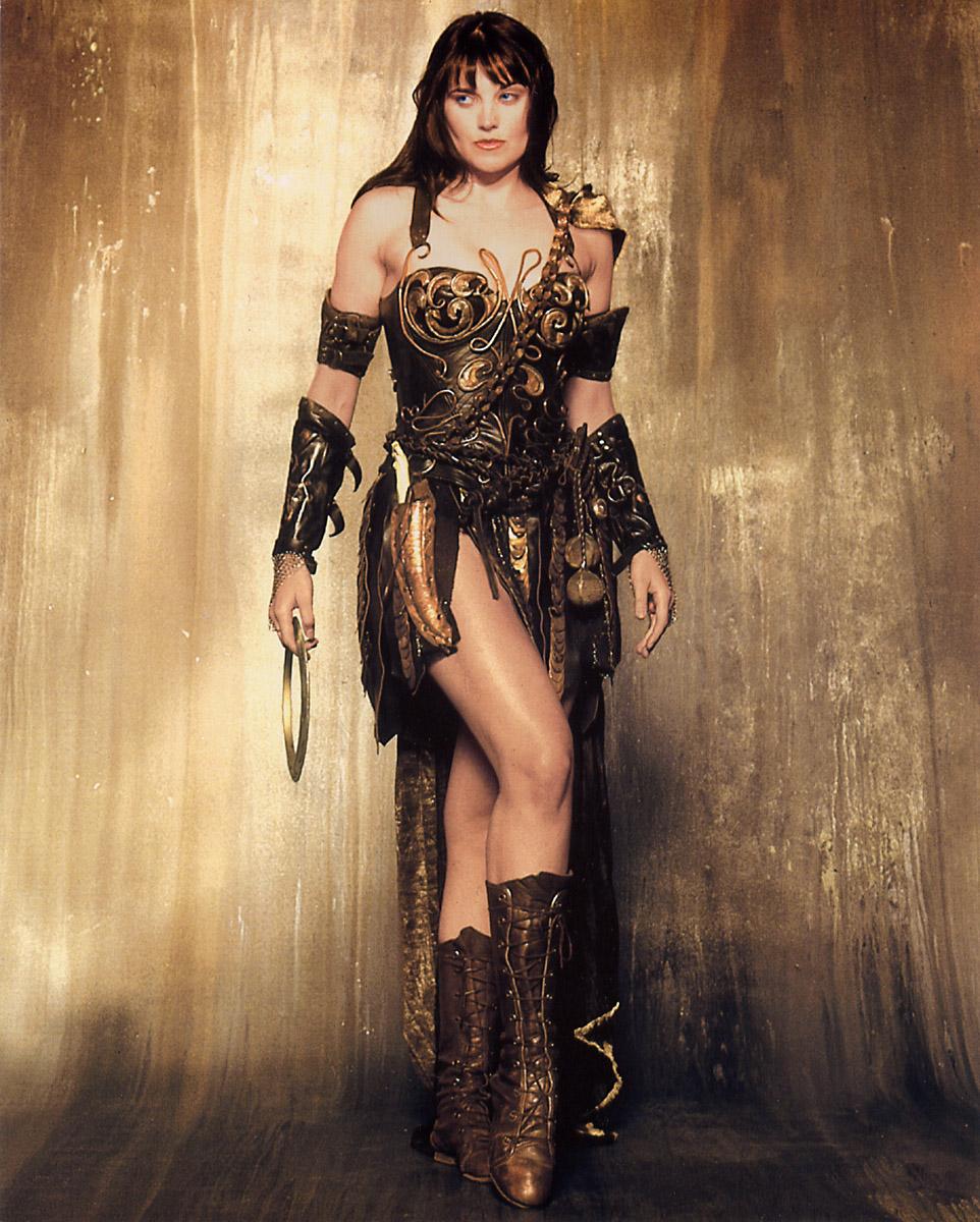 Xena: warrior princess topless porn streaming